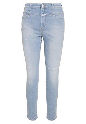 SKINNY PUSHER - Skinny džíny - light blue