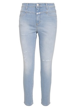 SKINNY PUSHER - Jeans Skinny Fit - light blue