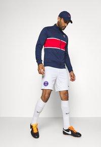 Nike Performance - PARIS ST GERMAIN SHORT - Sports shorts - white/old royal - 1