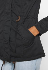 ONLY - ONLLORCA - Parka - black - 4