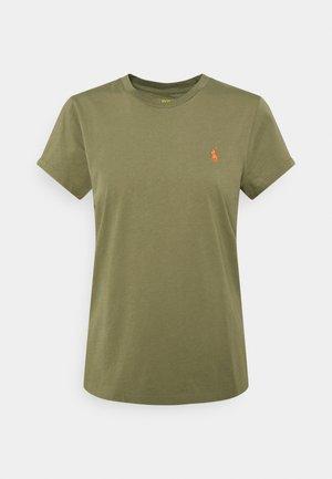 Basic T-shirt - basic olive