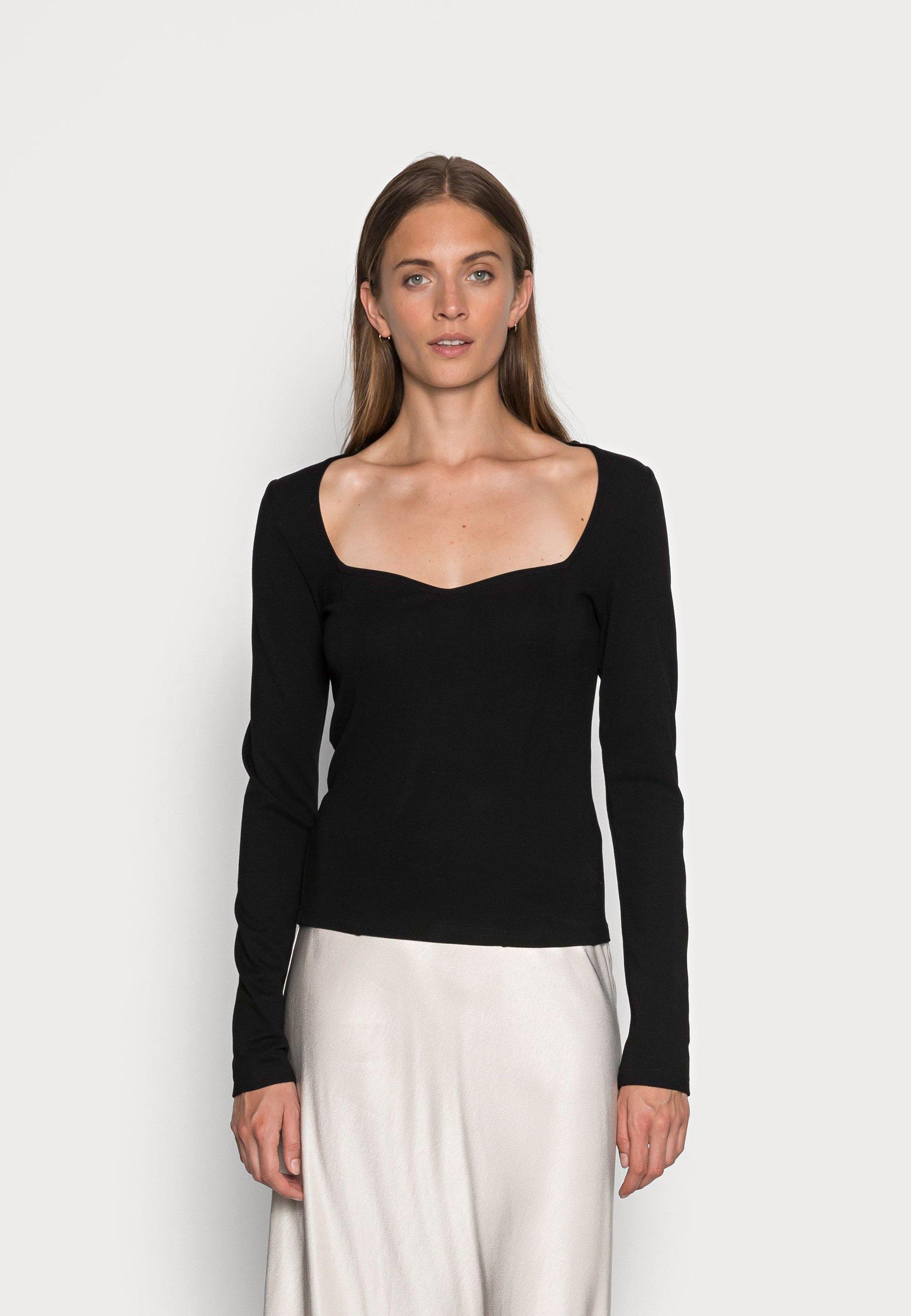 Women DERVAL - Long sleeved top