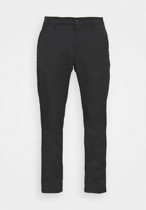STEFFEN PANT - Chino kalhoty - grey