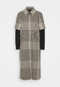 MM6 Maison Margiela - Classic coat - black - 3