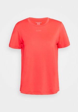 CATO TEE - Basic T-shirt - bittersweet