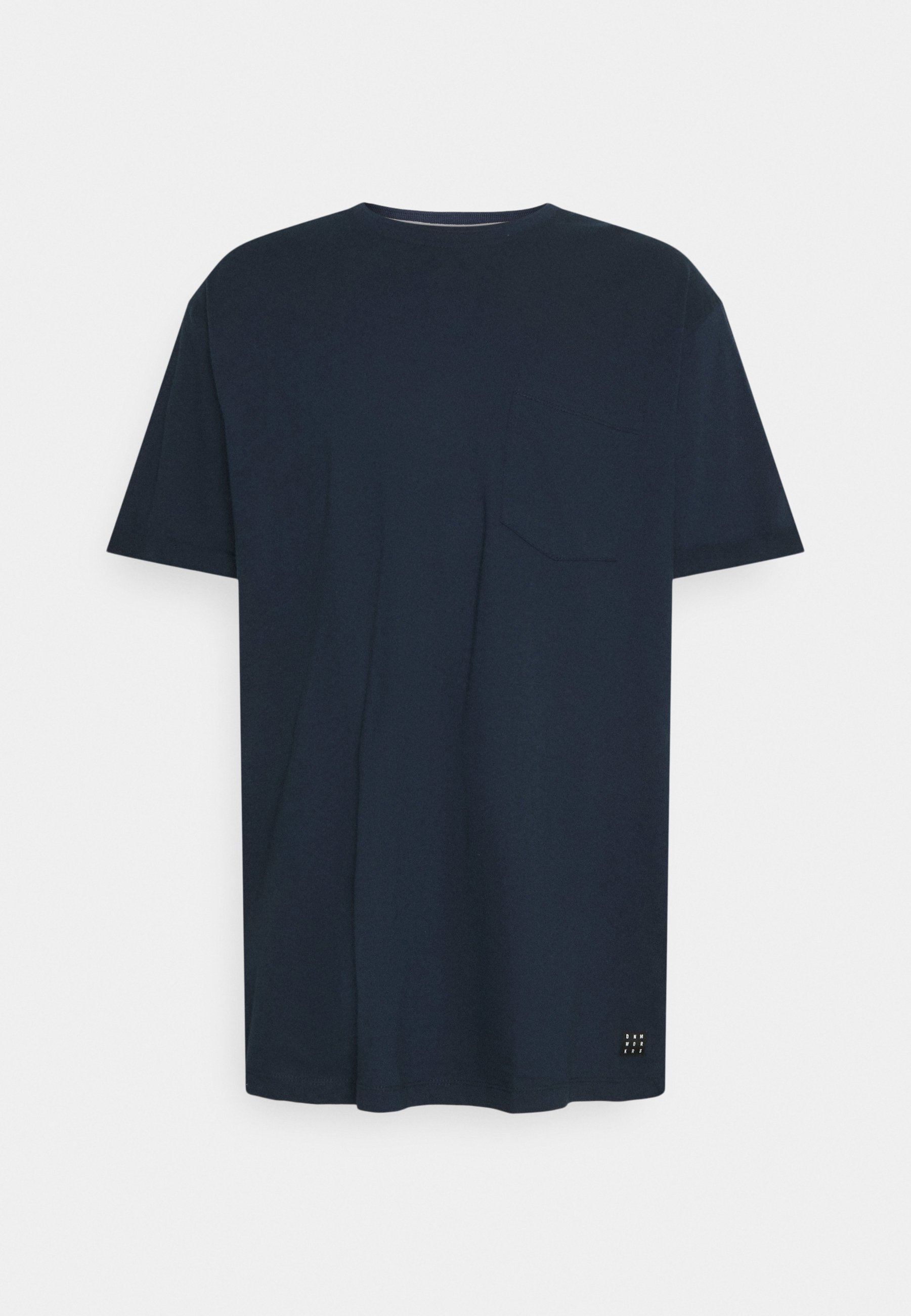 Men BHNASIR ORGANIC TEE - Basic T-shirt