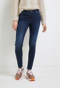 Replay - LUZIEN - Jeans Skinny Fit - dark blue - 0
