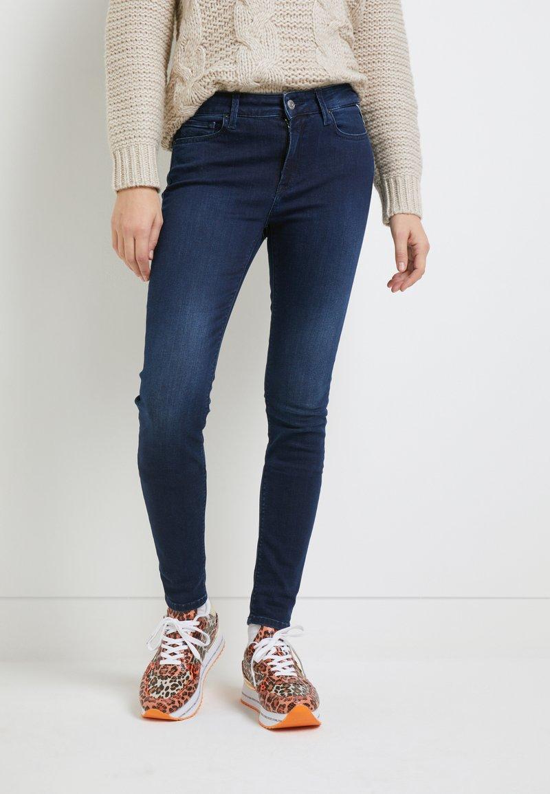 Replay - LUZIEN - Jeans Skinny Fit - dark blue