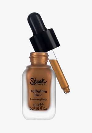 HIGHLIGHTING ELIXIR - Highlighter - sun.lit bronze