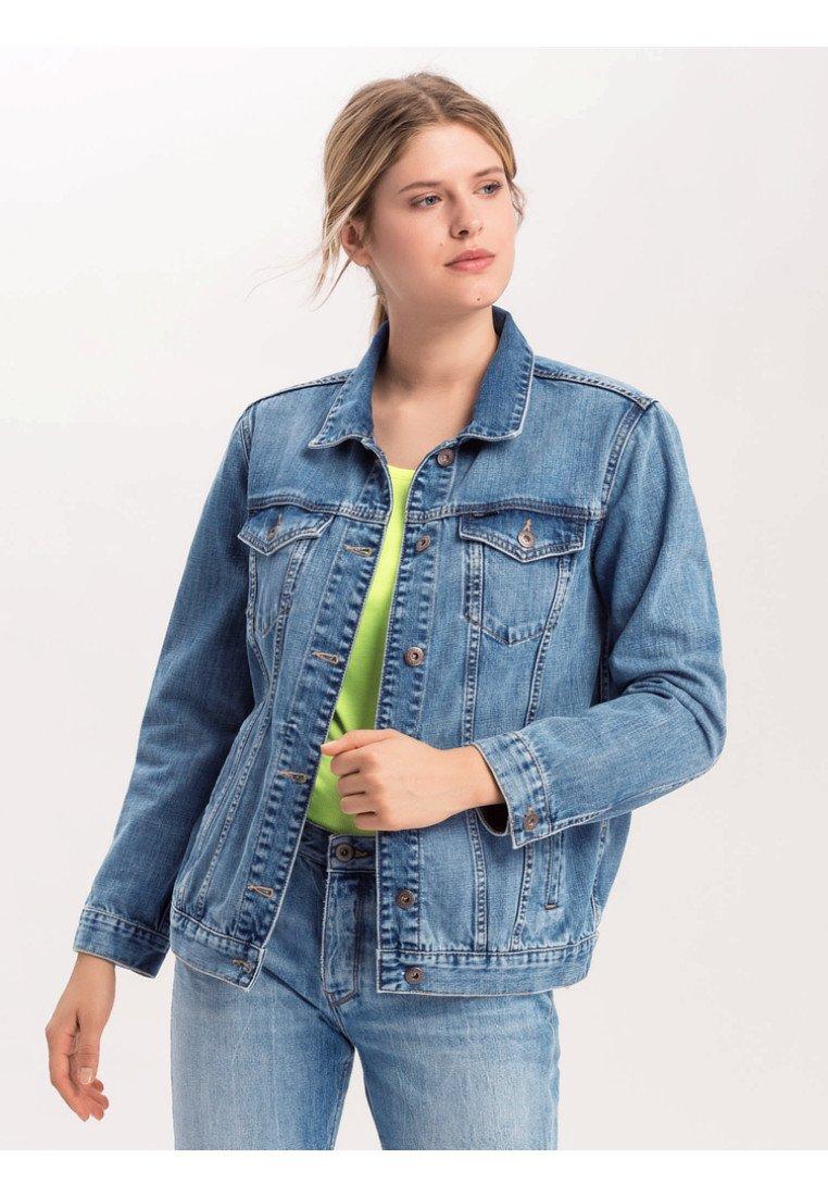 Cross Jeans - PAUL SCHRADER - Denim jacket - blue