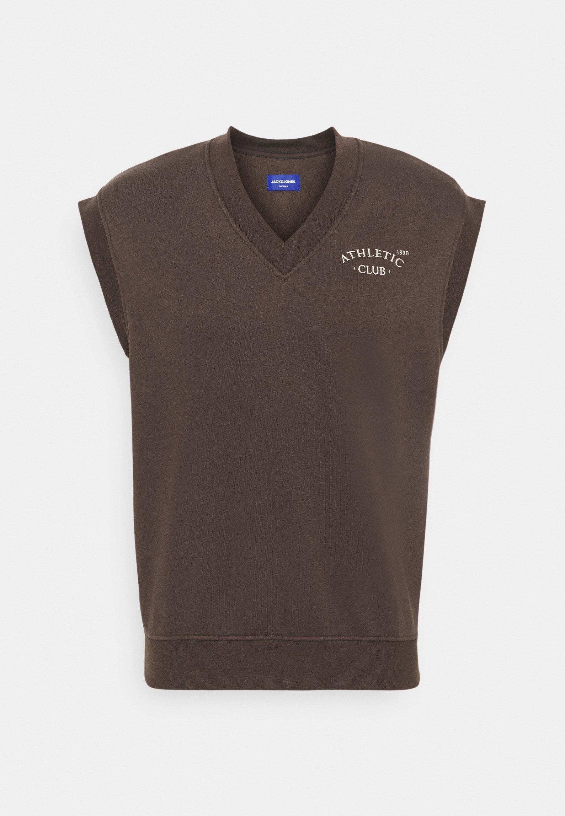 Women JORTOBIAS V-NECK VEST UNISEX - Sweatshirt