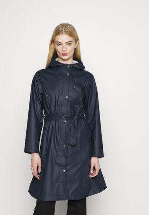 JASMINE LONG RAIN JACKET - Waterproof jacket - total eclipse