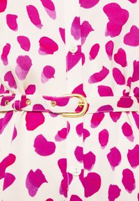 Fabienne Chapot - MILA DRESS - Shirt dress - white/pink - 5