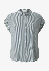 jasper white vertical stripe