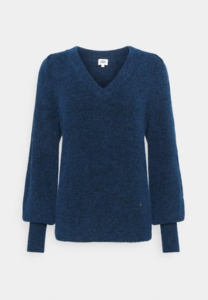 VALERIA SWEATER - Jumper - dark vivid blue