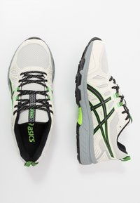 ASICS - GEL VENTURE 7 - Sneakers - birch/black - 1