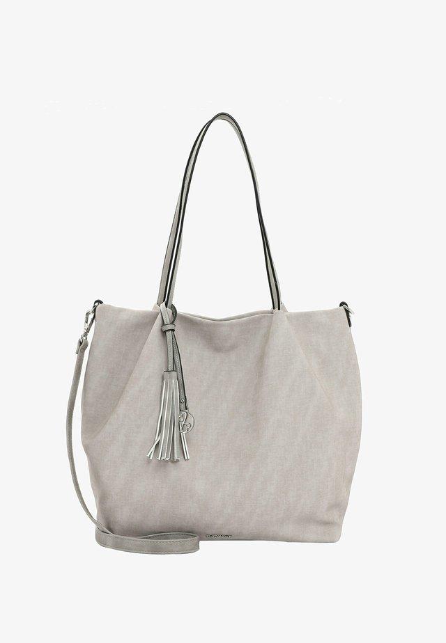 ELKE - Shopping bag - lightgrey