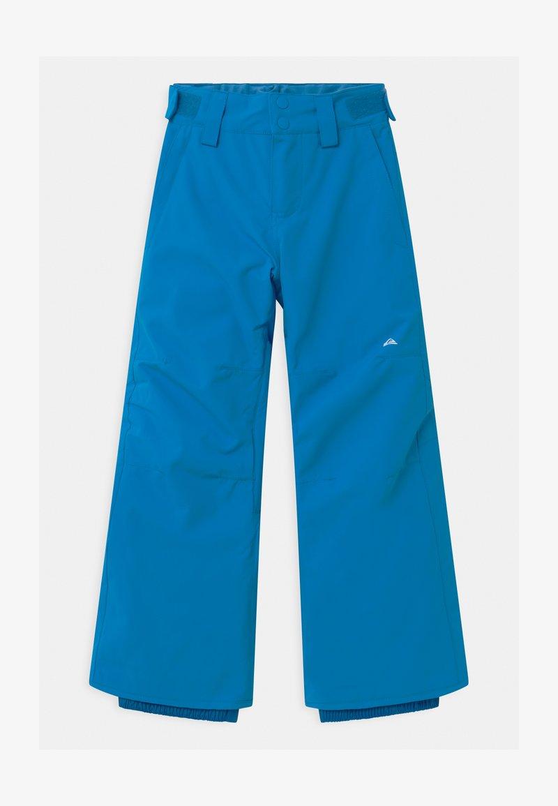 Quiksilver - ESTATE UNISEX - Snow pants - brilliant blue