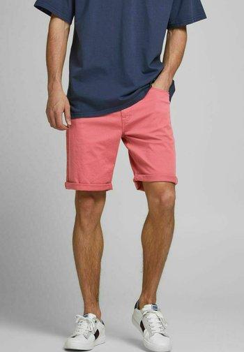 JJIRICK JJORIGINA - Denim shorts - slate rose
