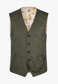 CG – Club of Gents - Suit waistcoat - green - 0