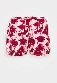 Calvin Klein Underwear - SLEEP SHORT - Pyjama bottoms - sand rose - 4