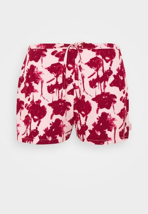 SLEEP SHORT - Pyjamahousut/-shortsit - sand rose