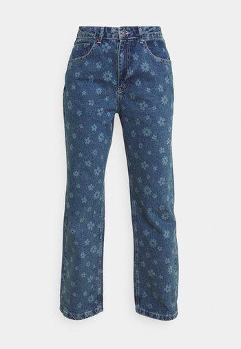 DAISY  - Jeans baggy - light blue