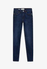 Mango - KIM - Jeans Skinny Fit - donkerblauw - 5