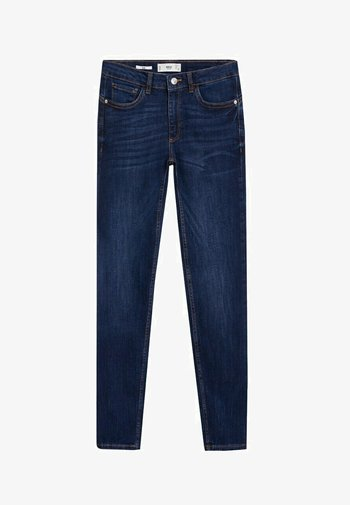 KIM - Jeans Skinny Fit - donkerblauw