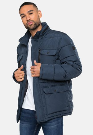 ANCASTER PADDED - Winter jacket - blau