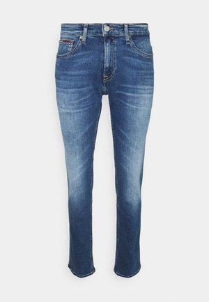 SCANTON SLIM - Jeans Slim Fit - denim medium