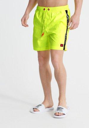 Bañador - safety yellow