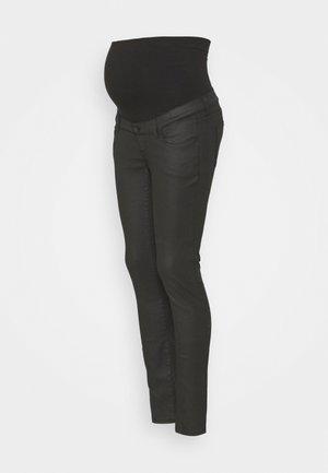 PANTS - Jeans Skinny Fit - black