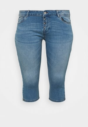 VMSEVEN  - Skinny-Farkut - light blue denim