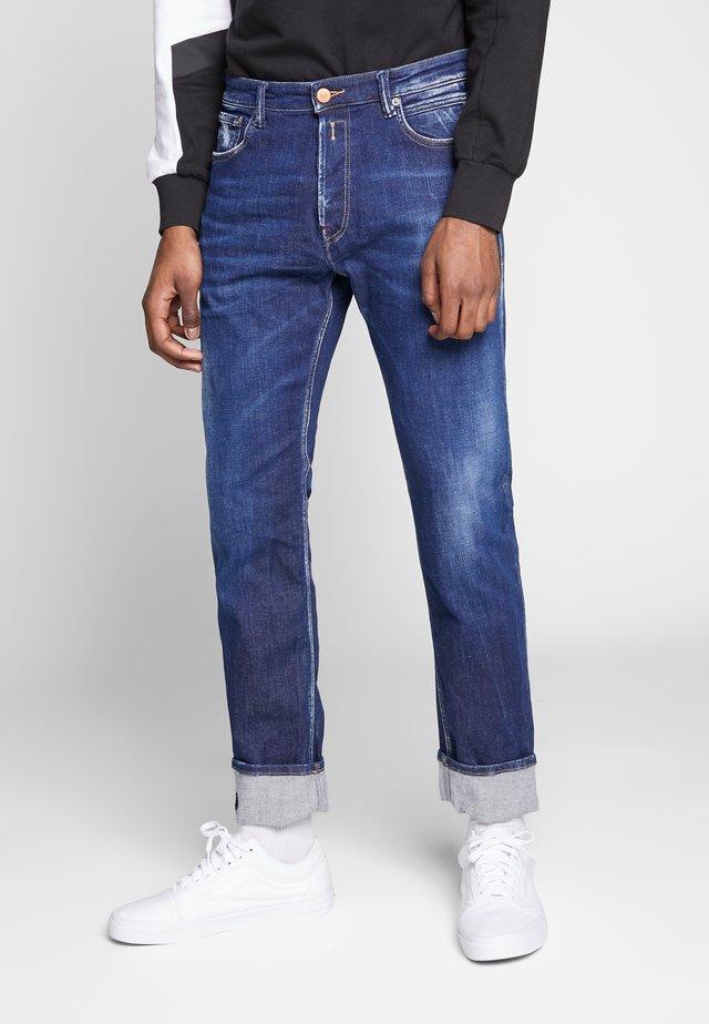 DONNY - Jeans Tapered Fit - dark blue