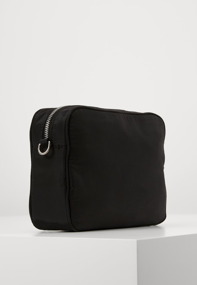 TRAVEL CAMERA BAG - Sac bandoulière - black