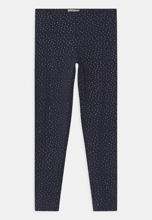 Leggings - Trousers - black iris
