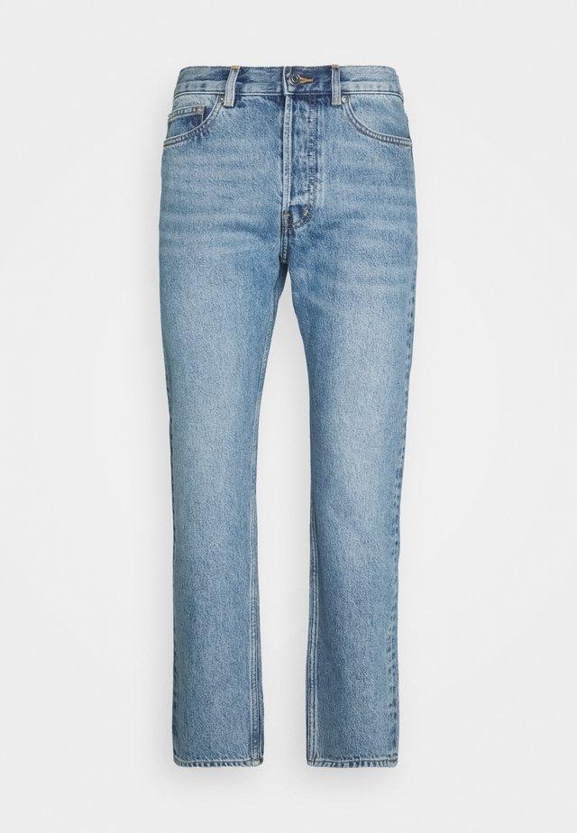 JEANS - Slim fit jeans - blue medium dusty