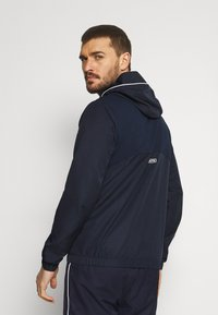 Lacoste Sport - TRACK SUIT SET - Trainingsvest - navy blue/white - 2
