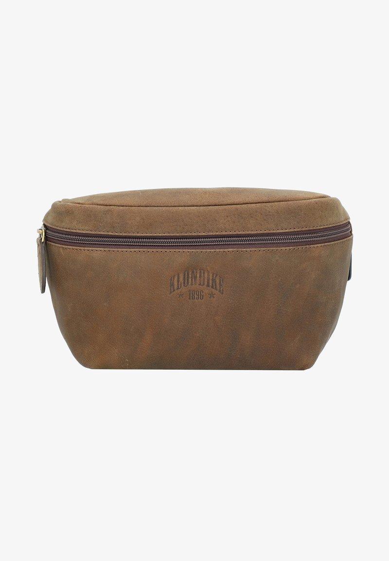 Klondike 1896 - OWEN - Bum bag - dunkelbraun