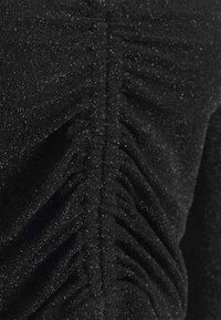 Monki - OLLE - Long sleeved top - black dark - 7