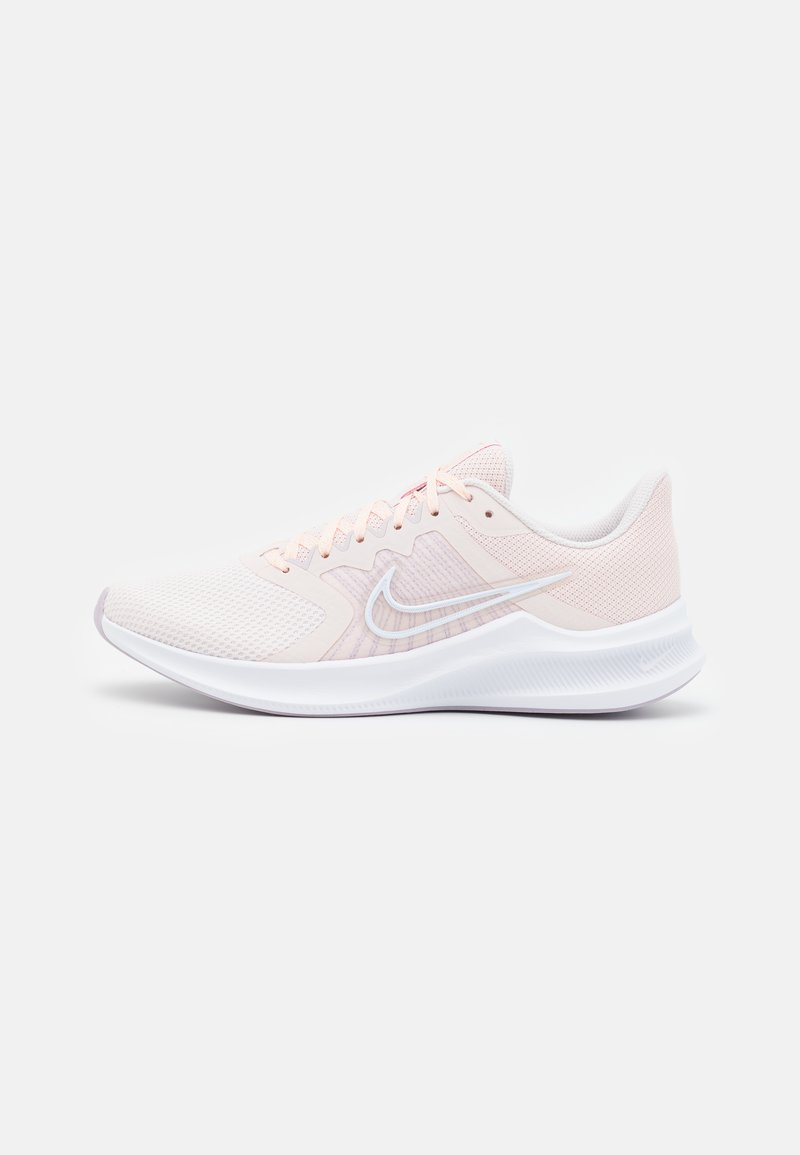Nike Performance - DOWNSHIFTER 11 - Neutral running shoes - light soft pink/white/peach cream/venice/white
