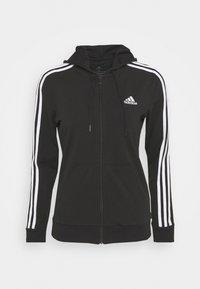 adidas Performance - Sweatjakke - black/white - 0