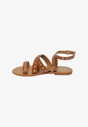 Sandales classiques / Spartiates - camel
