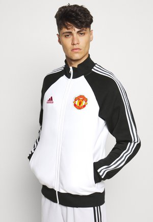 MUFC ICONS - Training jacket - black/white