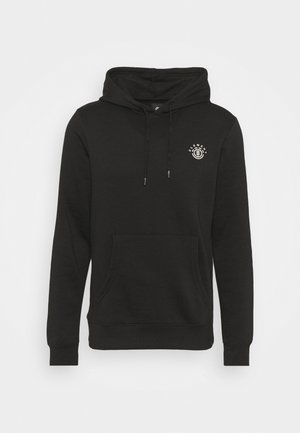 IVYHILL HOOD - Sweatshirt - flint black