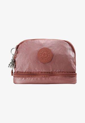 MULTI KEEPER - Wash bag - metallic rust