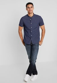 Pier One - Shirt - dark blue - 1