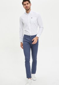 DeFacto - Trousers - blue - 1