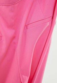 Bershka - Trousers - pink - 5